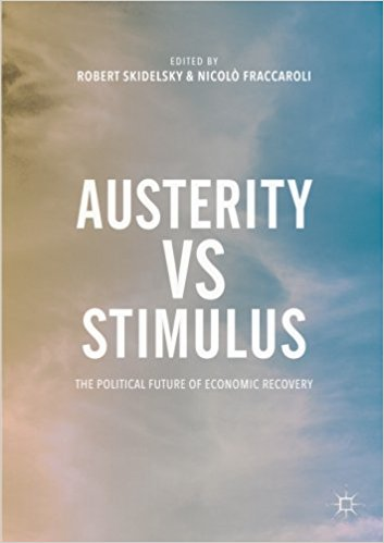 Austerity v Stimulus cover